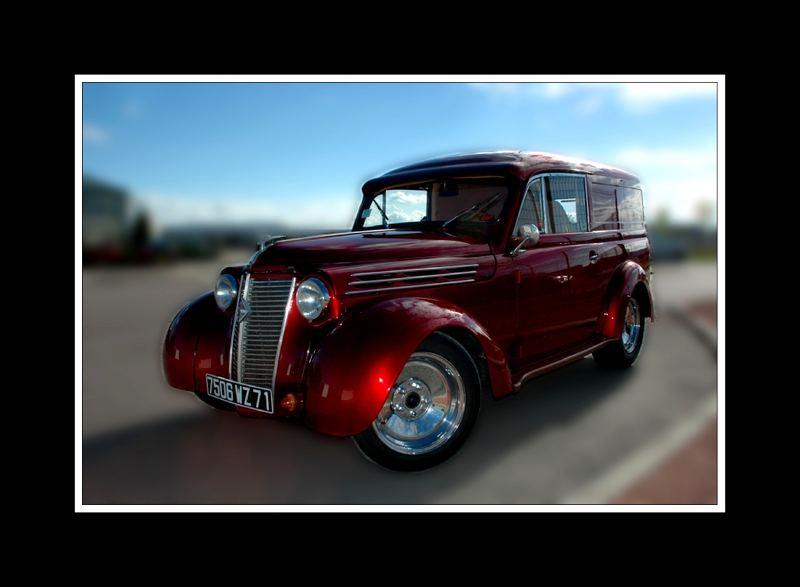 Renault Juva 4 relookée