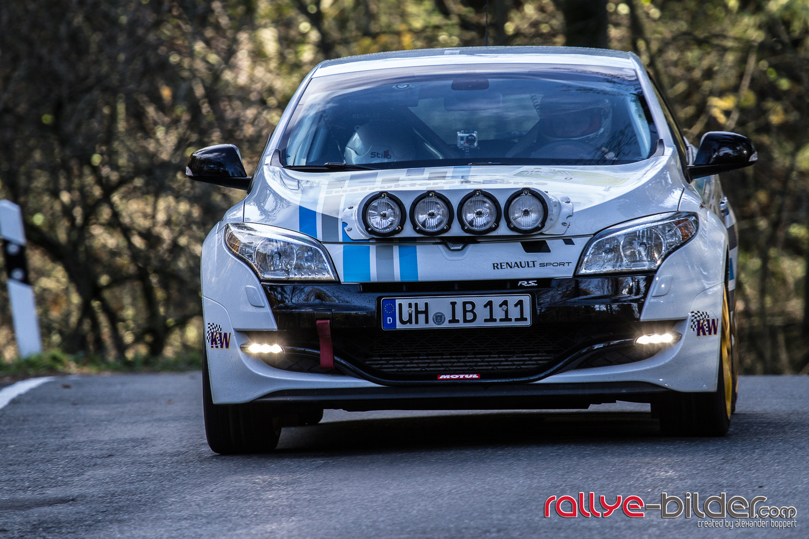 Renault Megane in Action