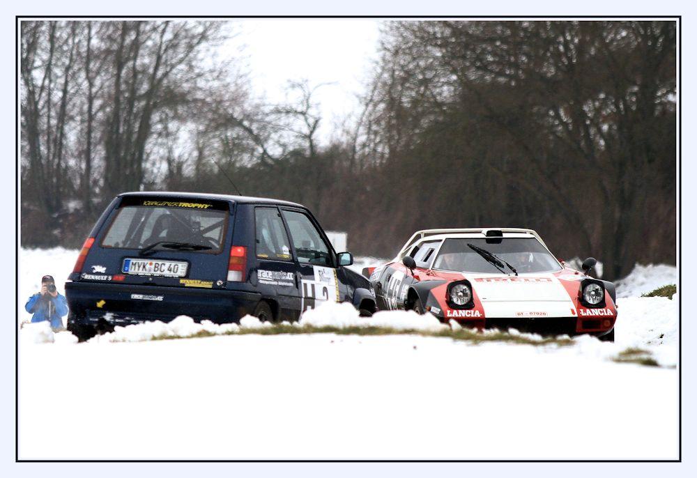 ++ Renault vs Lancia ++