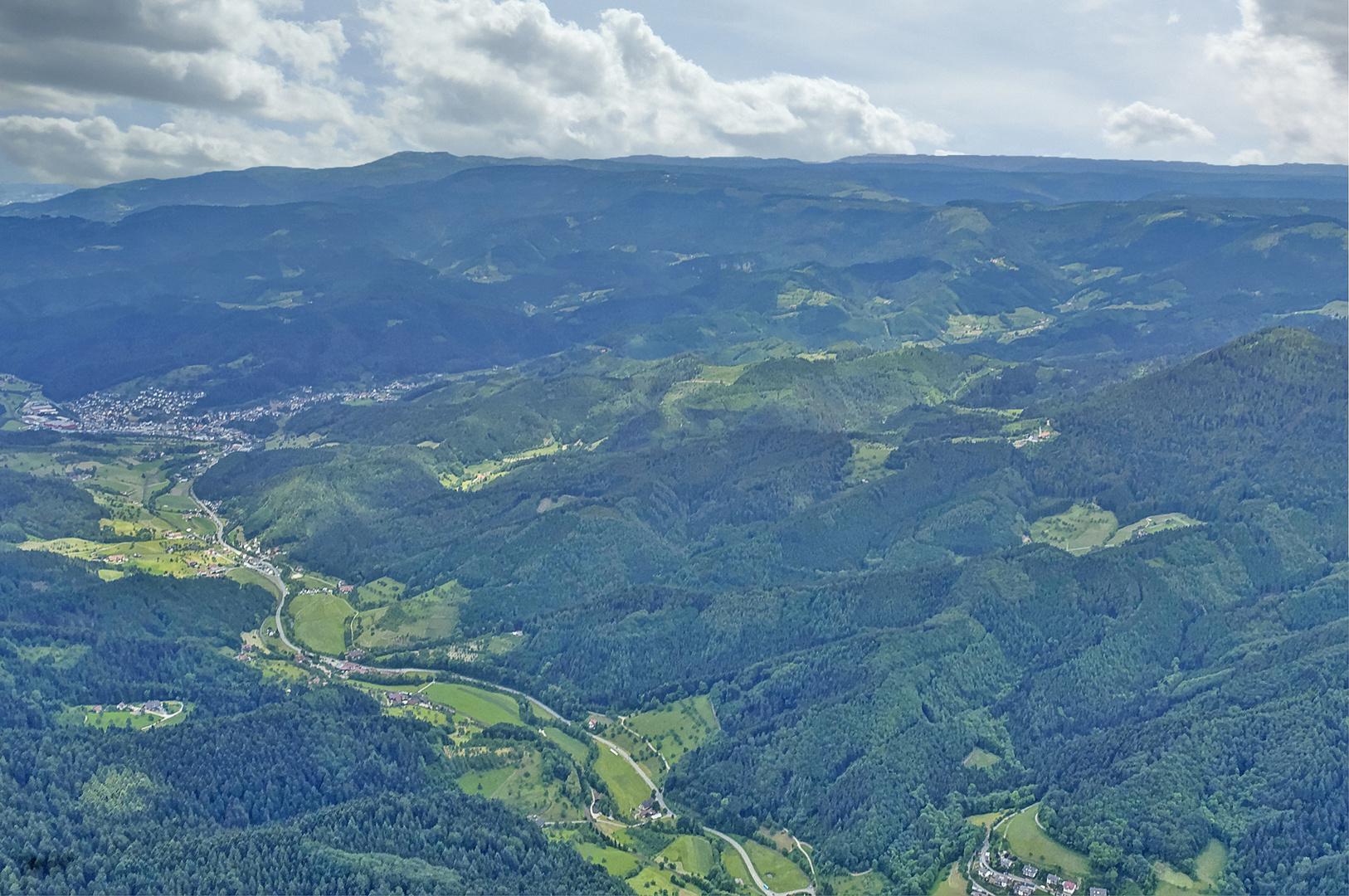 Renchtal Ortenaukreis Schwarzwald