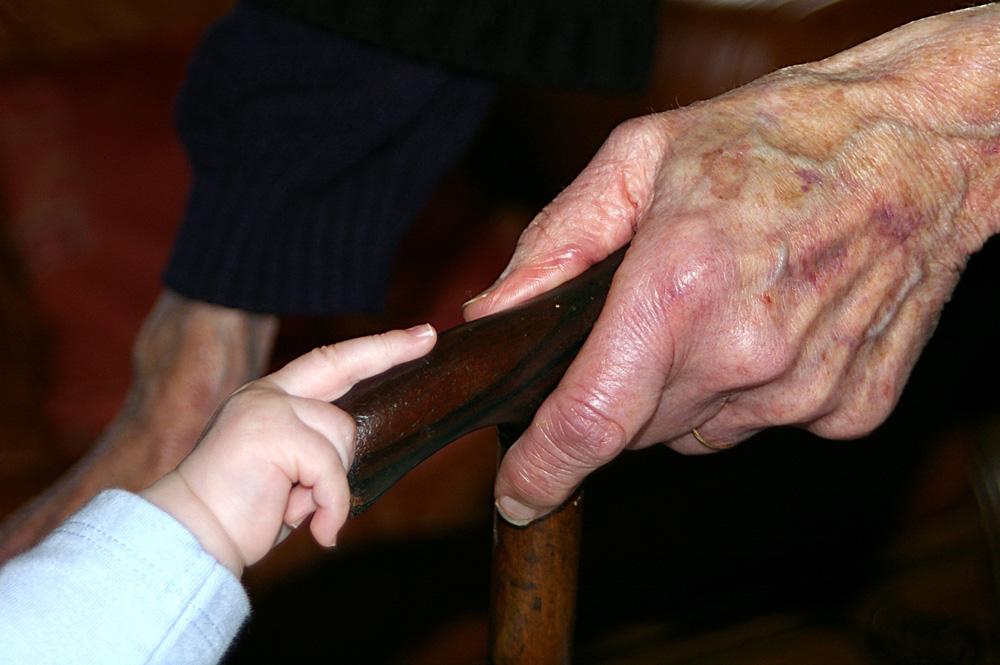 Rencontre entre générations