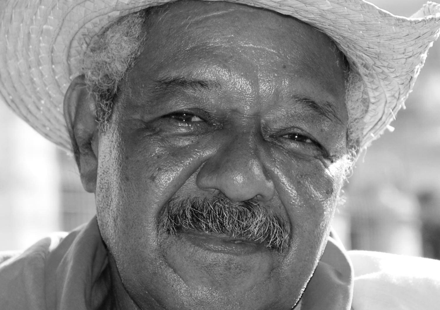 Rencontre sur un banc de La Havane