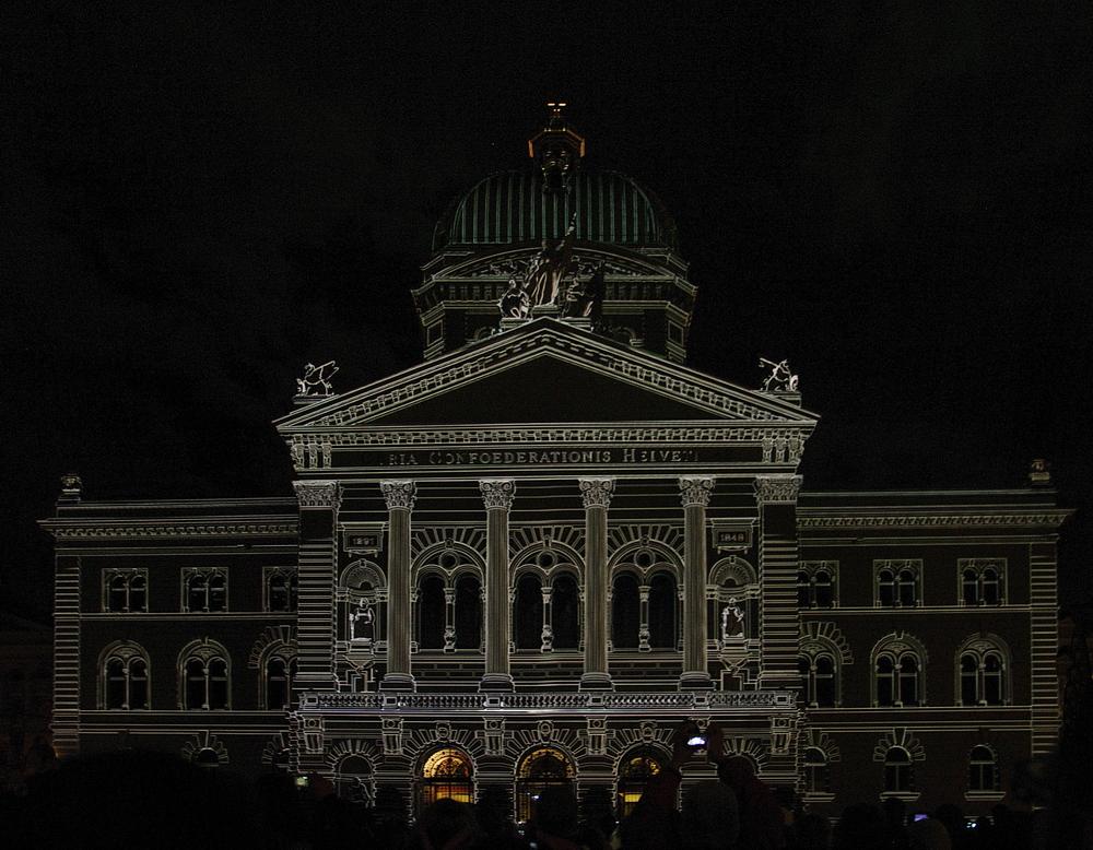 Rendez-vous Bundeshaus in Bern