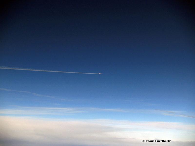 Rendezvous auf 10.000 Metern