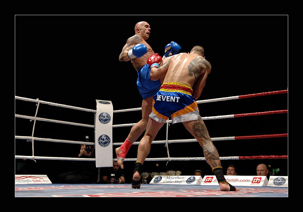 Rene Litschko vs. Sascha Poppendieck