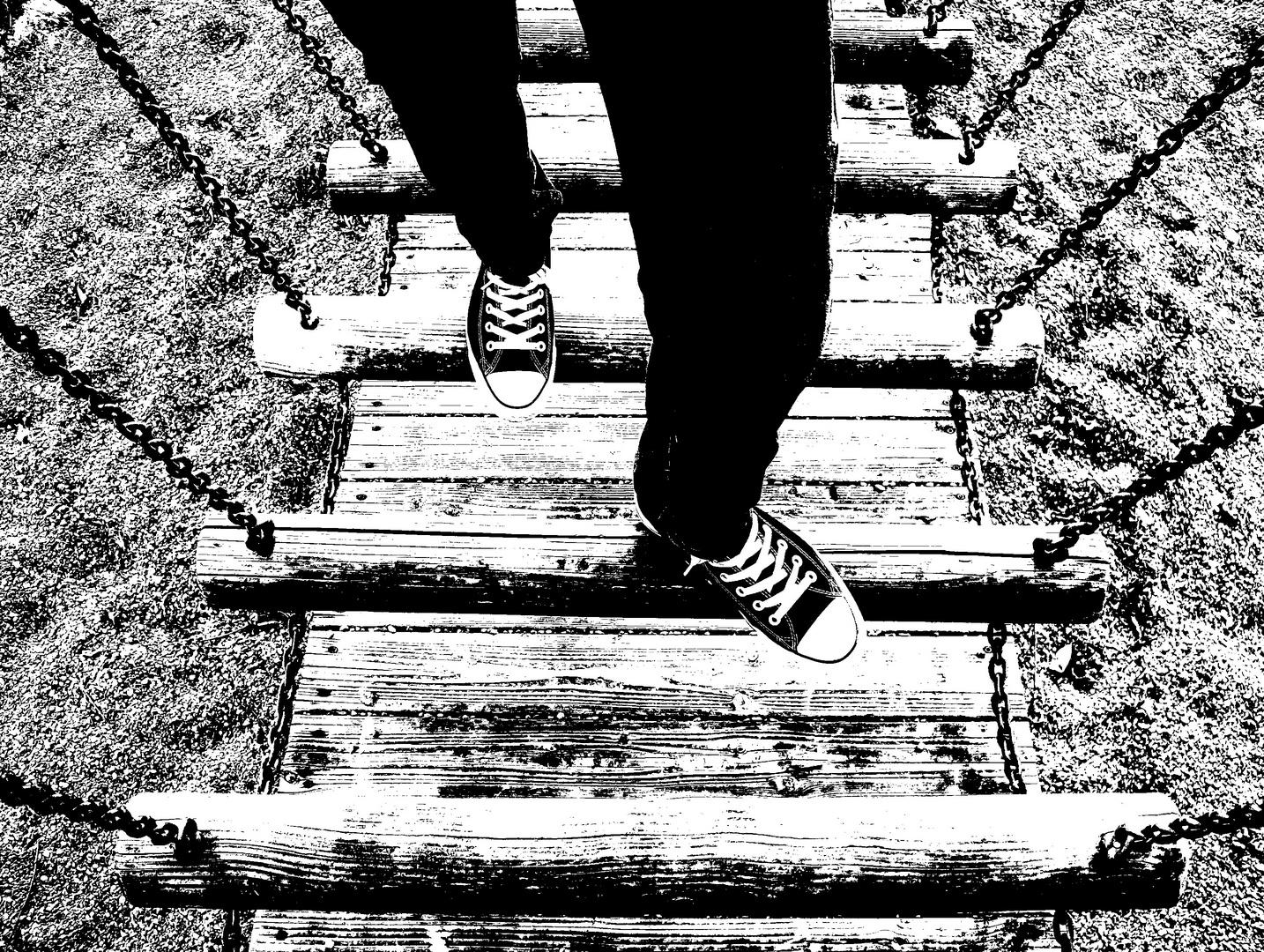 Rennen, nicht laufen!