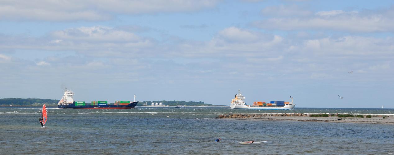Rennen zur Ostsee