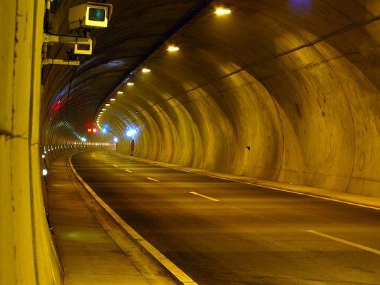 Rennsteigtunnel...