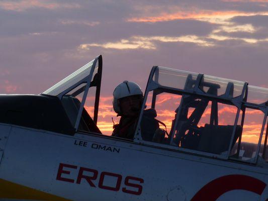 Reno Air Races 2011, Lee Oman