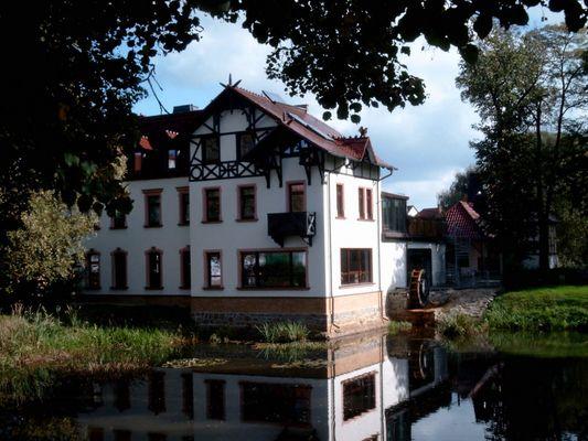 Renovierte Mühle in Zweenfurth