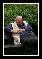Rentner haben doch Zeit
