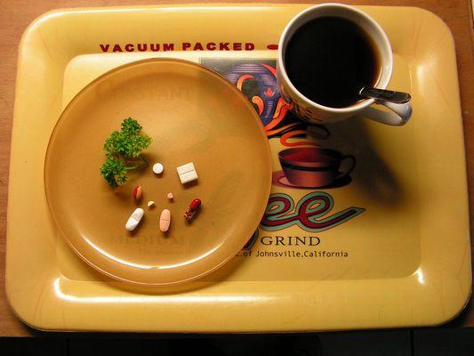 Rentnerfrühstück