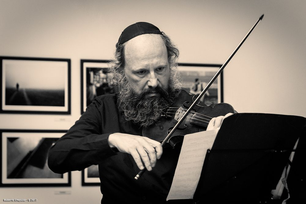 Rephael Negri, violino