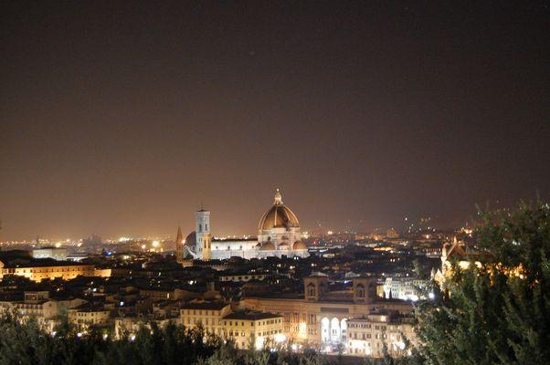 Replendissante dans la Nuit