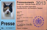 Reporterin Karlchen