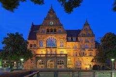 Repräsentativer Verwaltungssitz der Stadt Bielefeld - reloaded