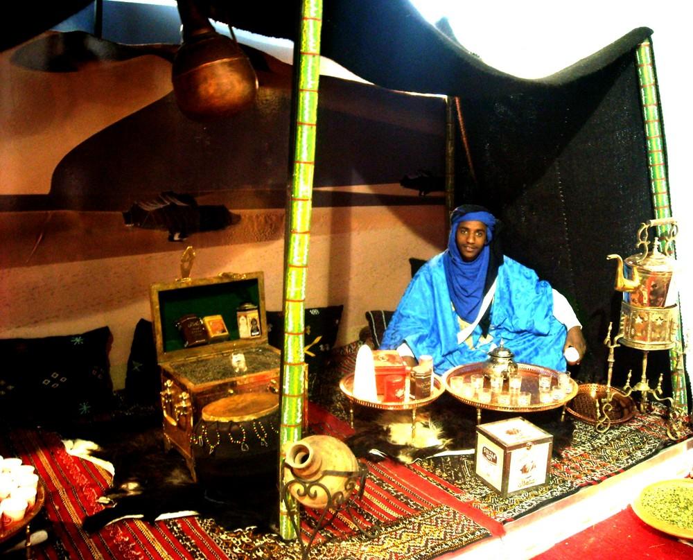 Représente sahara