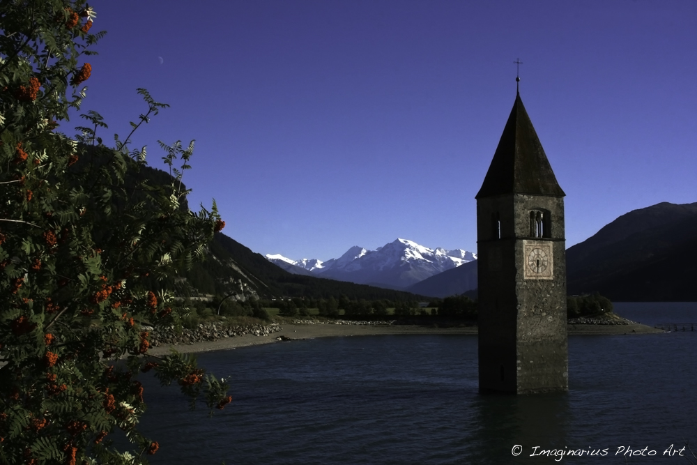 Reschen - Italy