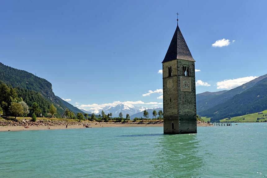 Reschen Kirchturm 1