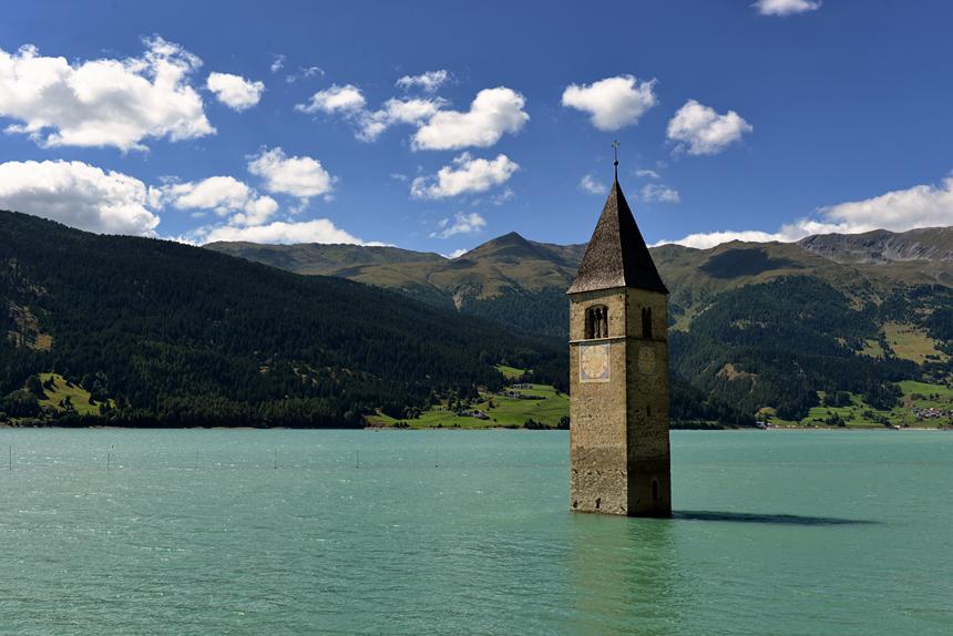 Reschen Kirchturm 2