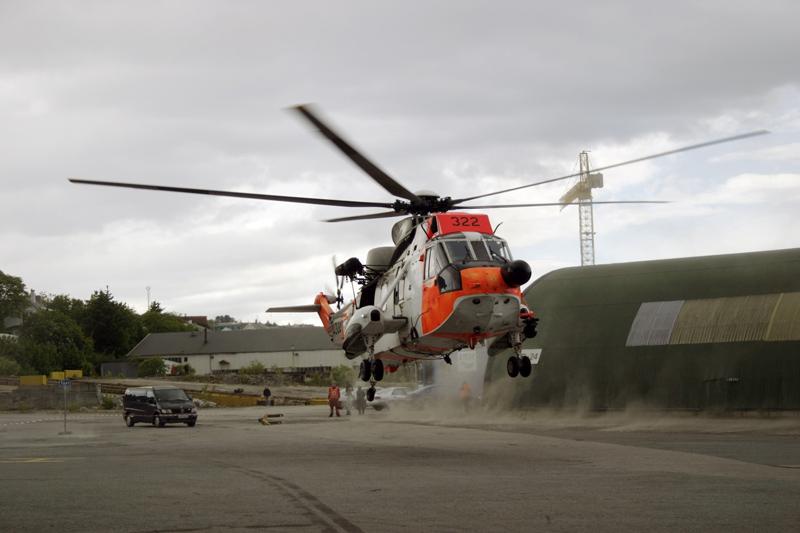 Rescue chopper