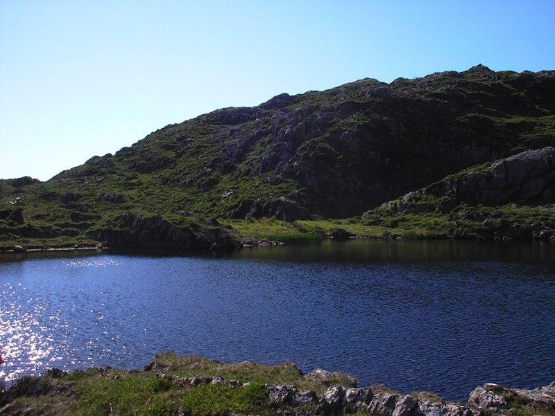 Reservoir next to Allihies
