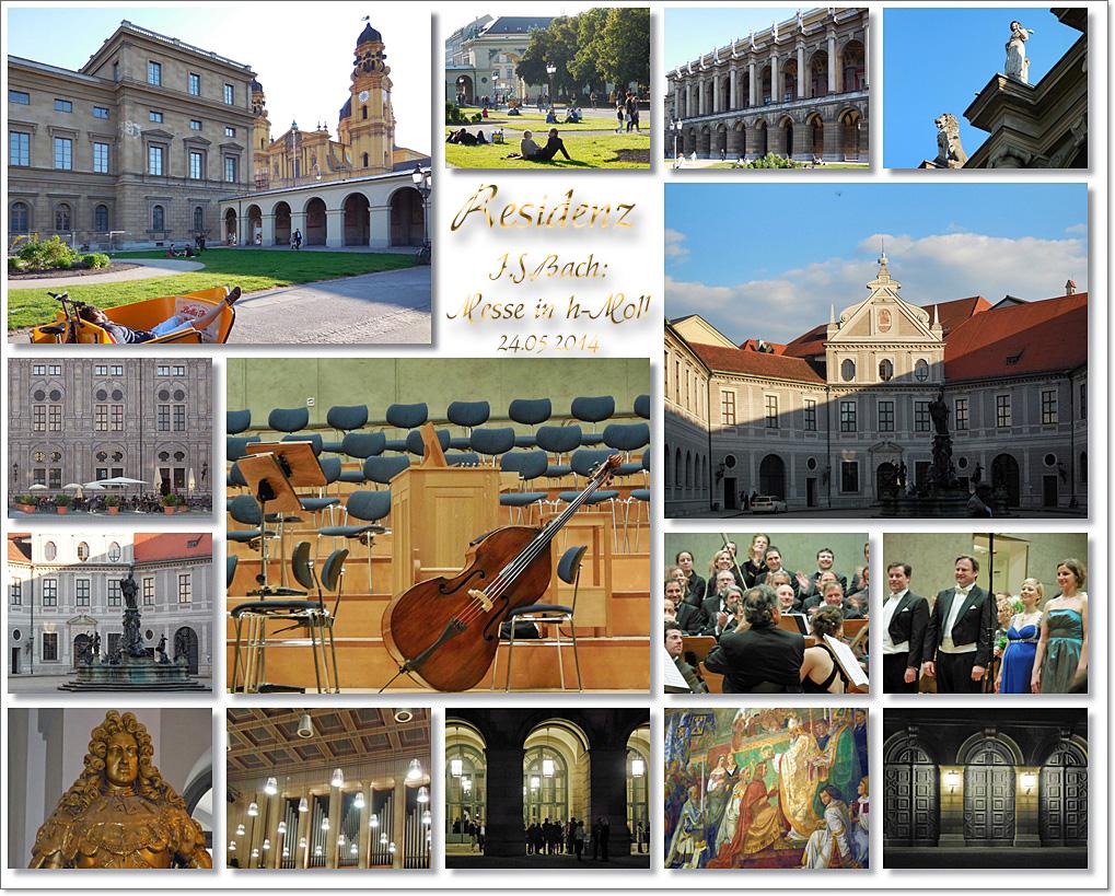 Residenz und Konzert