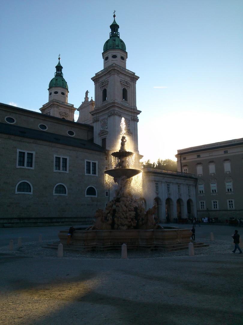 Residenzbrunnen Salzburg