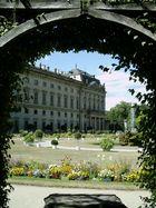 Residenzgarten in Würzburg