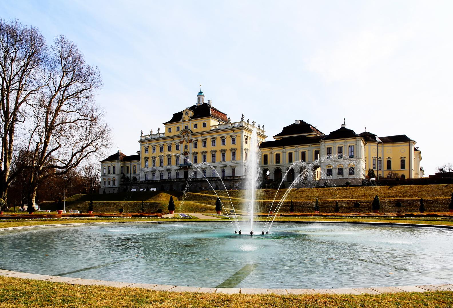 Residenzschloss Ludwigsburg 2