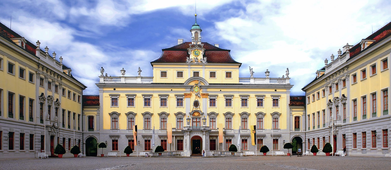 Residenzschloß Ludwigsburg (Innenhof)