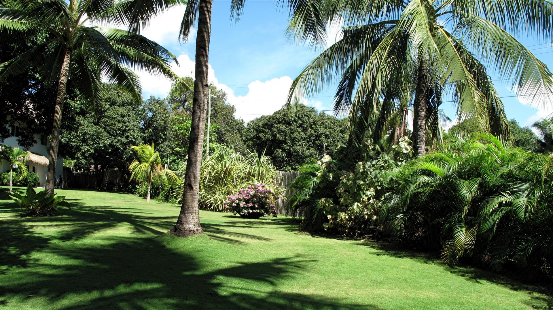 Resort auf Negros