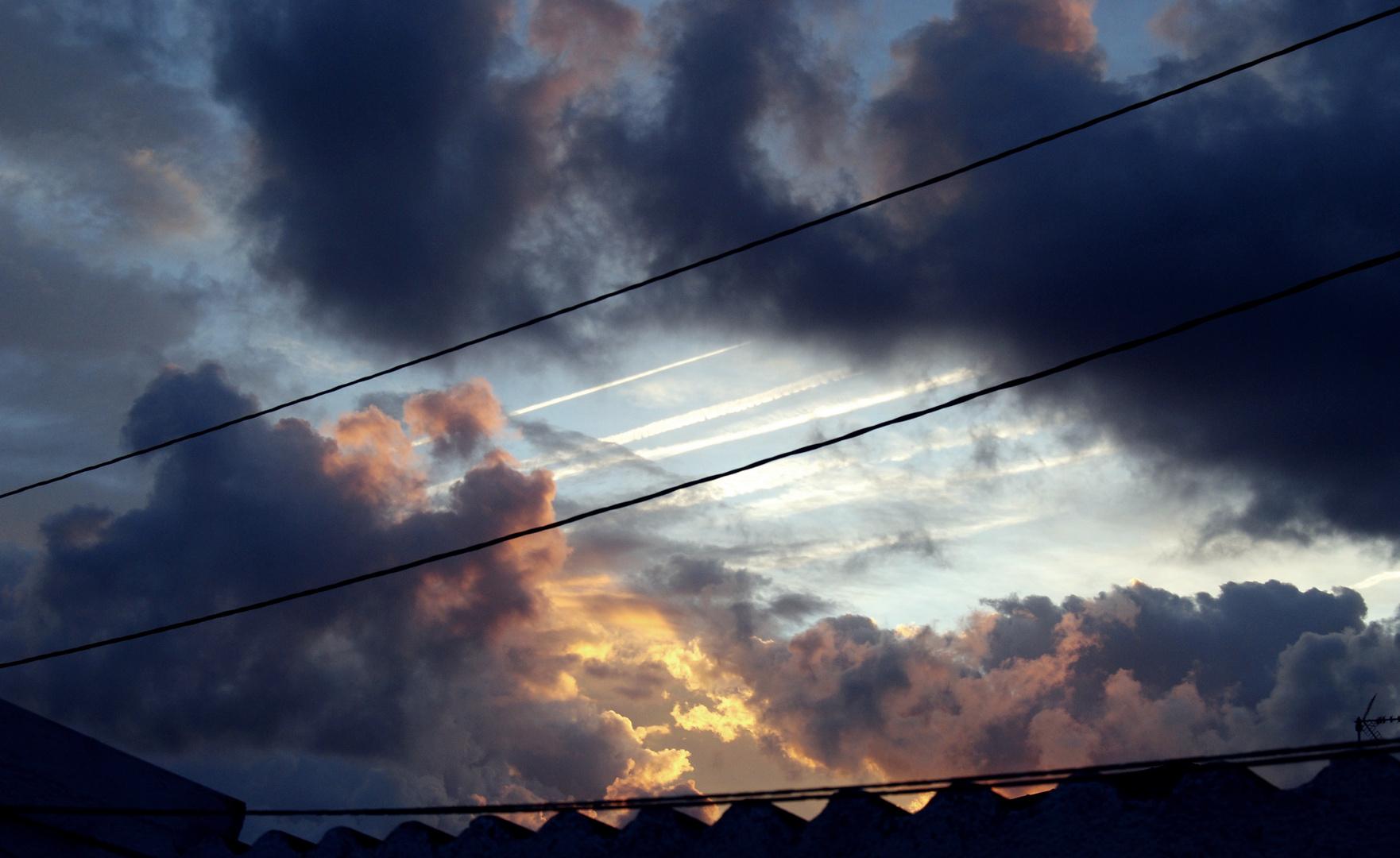 Respirar aire puro es un derecho NO contaminarlo es un deber.