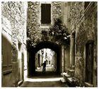 Restant de vie au vieux village