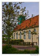 Restaurant church near Andijk