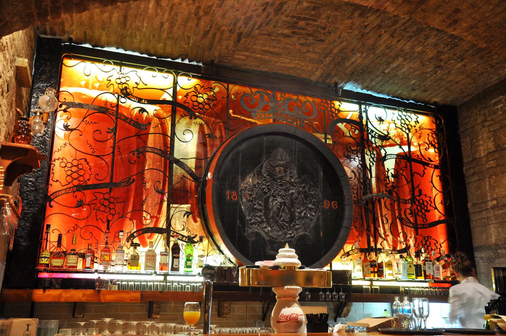 Restaurant Citadella, Ungarn , Budapest Part4