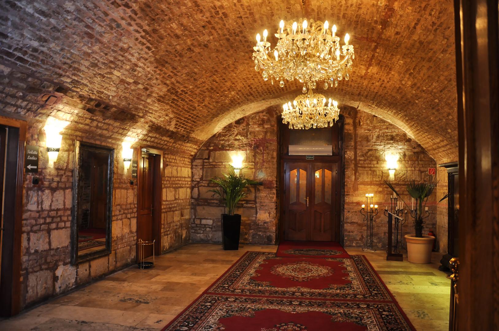 Restaurant Citadella, Ungarn , Budapest Part5