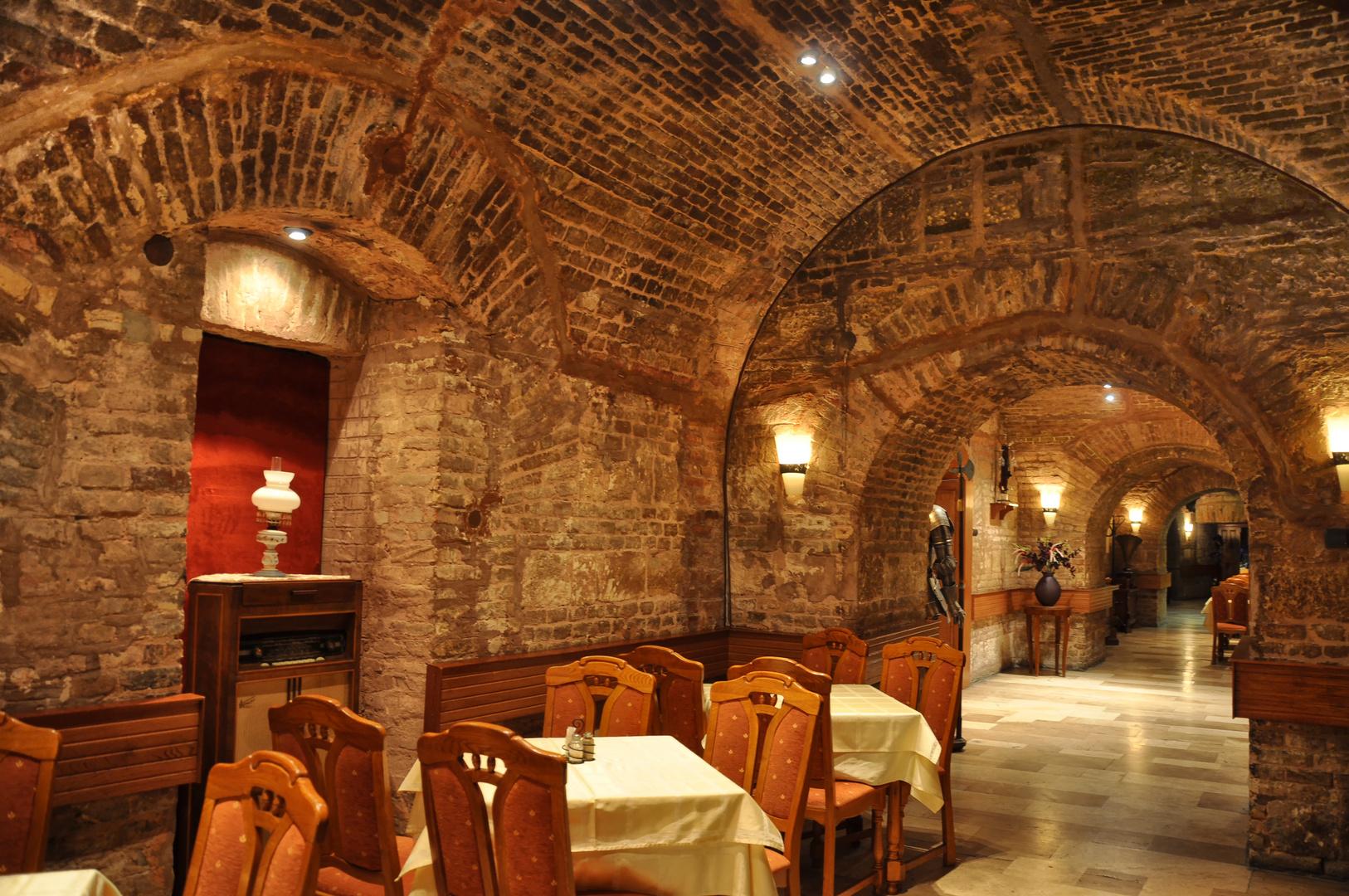 Restaurant Citadella, Ungarn , Budapest Part6