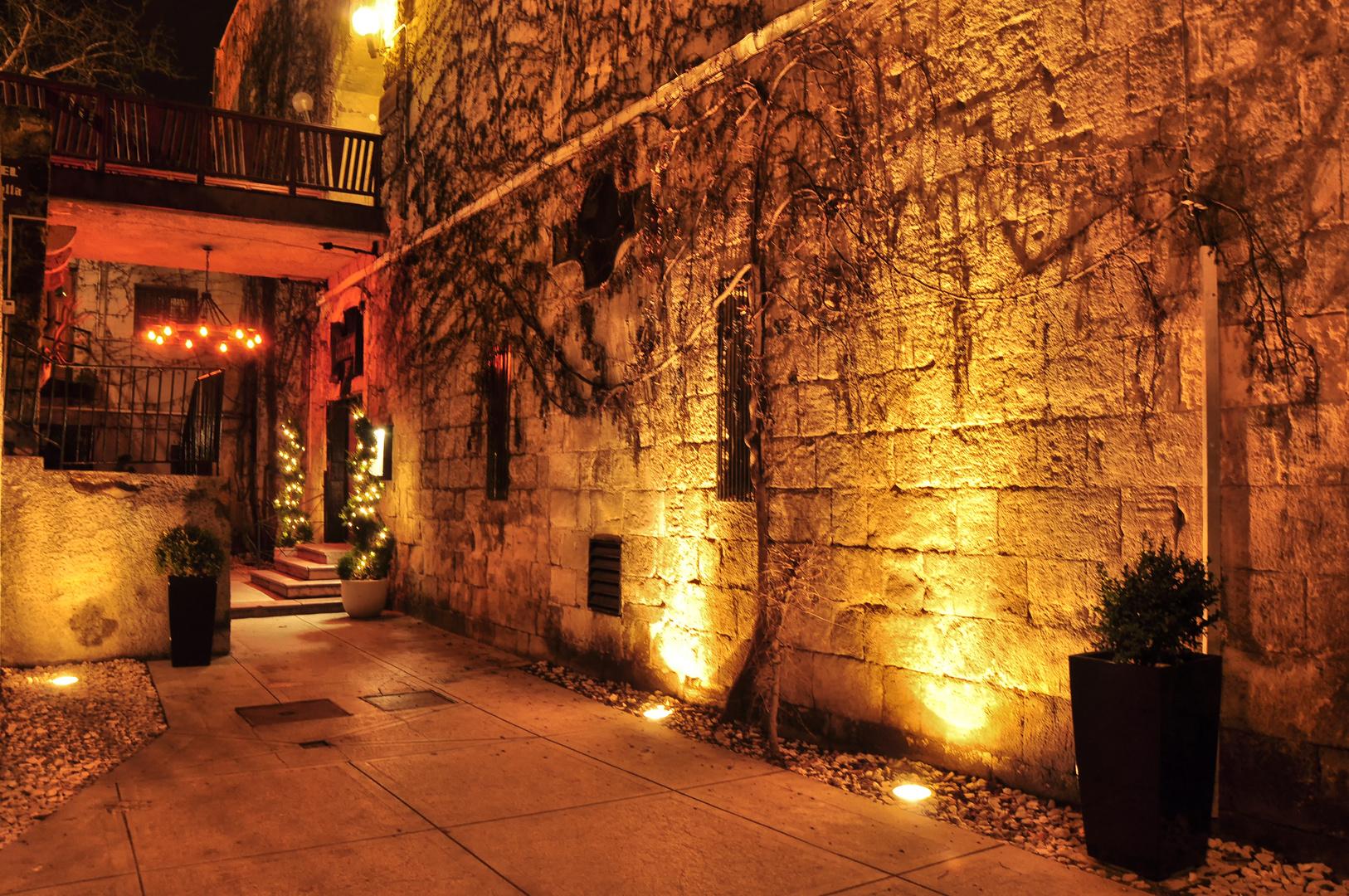 Restaurant Citadella, Ungarn Part2