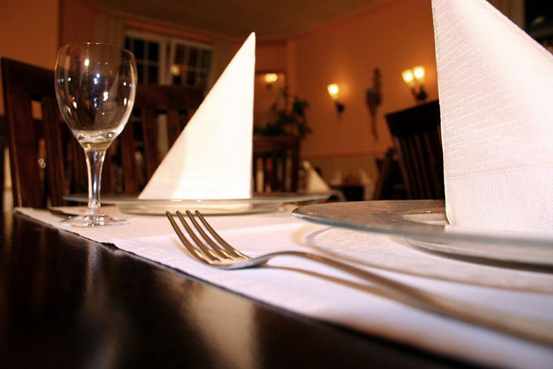 Restaurant der Unschärfe