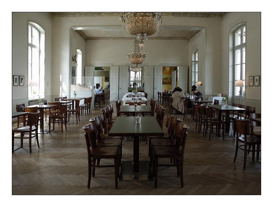 Restaurant im Bahnhof Rolandseck