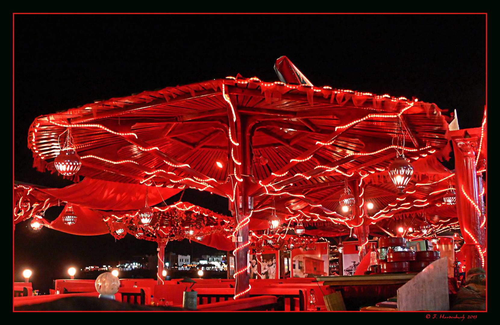 Restaurant in Dahab