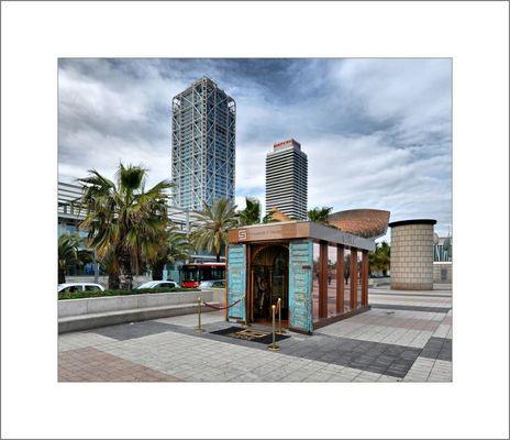 Restaurant & Lounge Club - Barcelona
