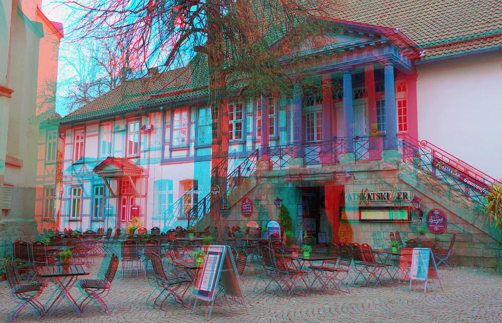 Restaurant Ratskeller -3D-