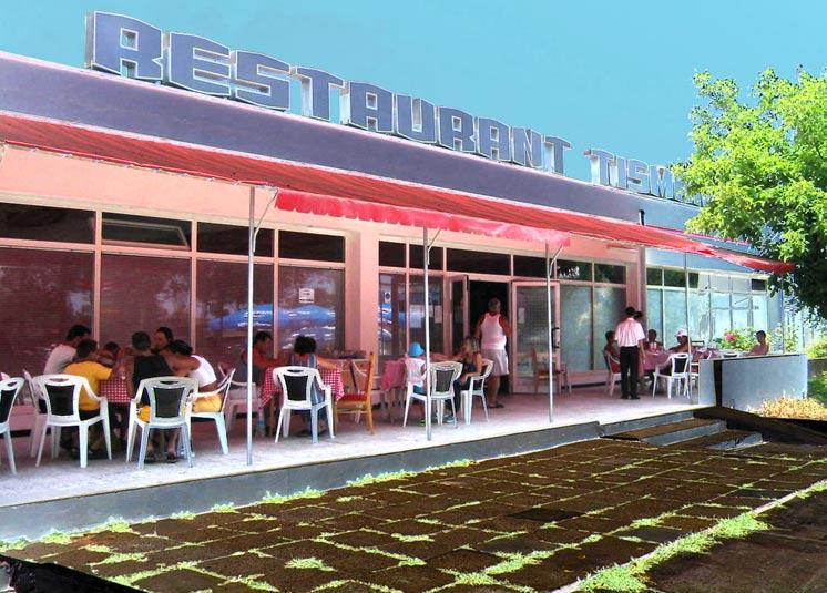 restaurant tismania