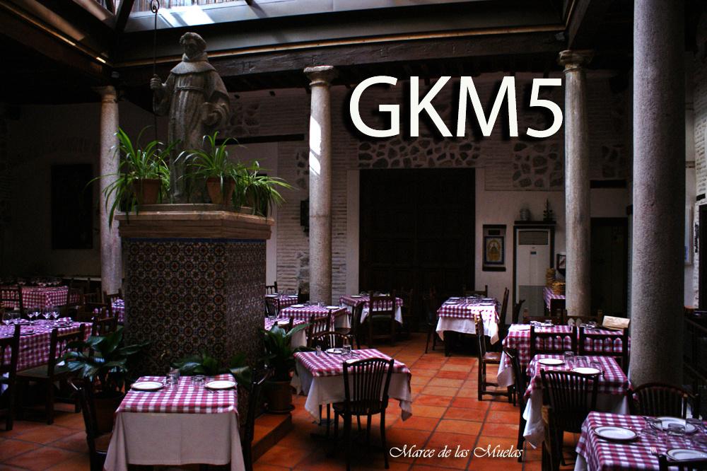 Restaurante en Toledo GKM5...¿que os parece?...