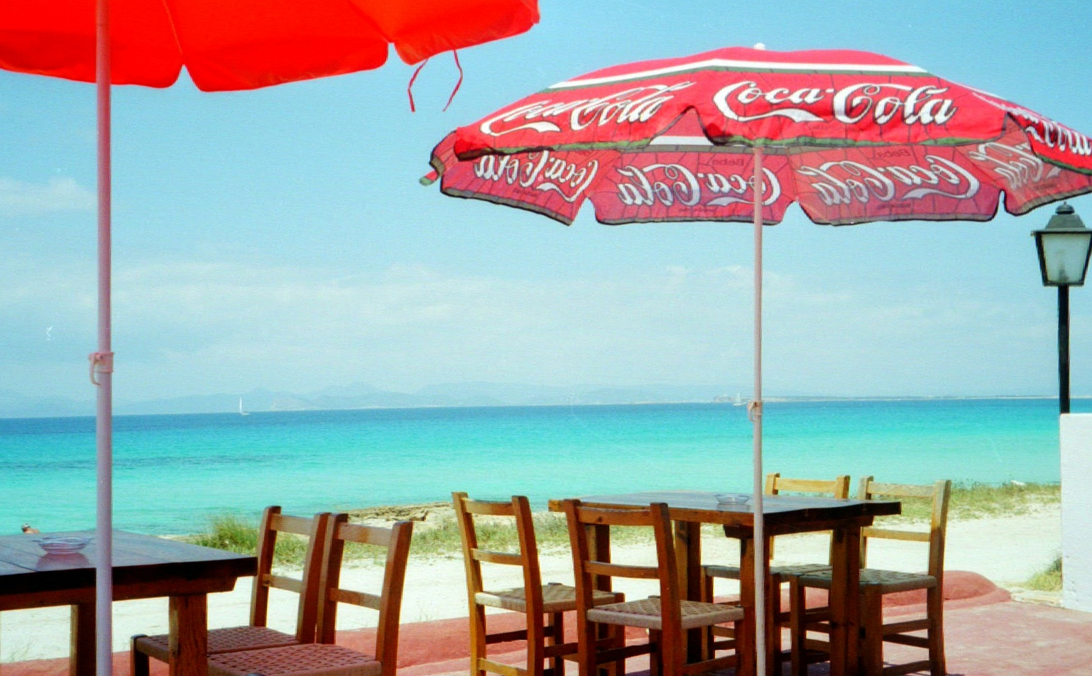 Restaurante Sa Sequi auf Formentera.....