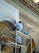 Restauration à Sevilla / Restaurierungsarbeiten in Sevilla
