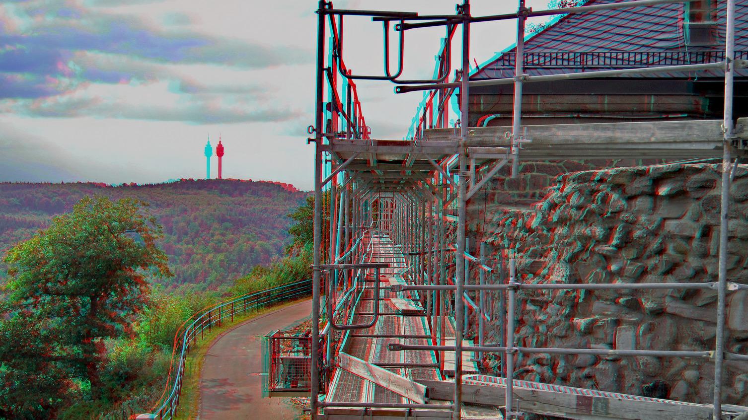 Restaurierung (3D-Foto)