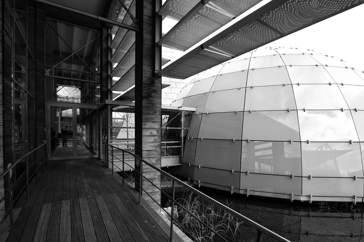Reste der Expo 2000 IV